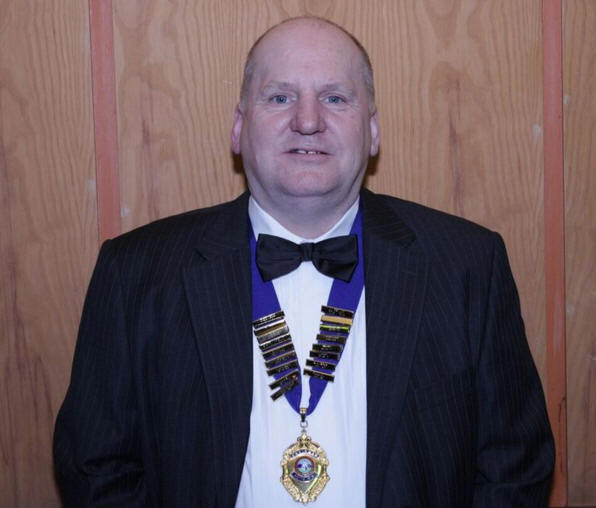 Notts DA Chairman