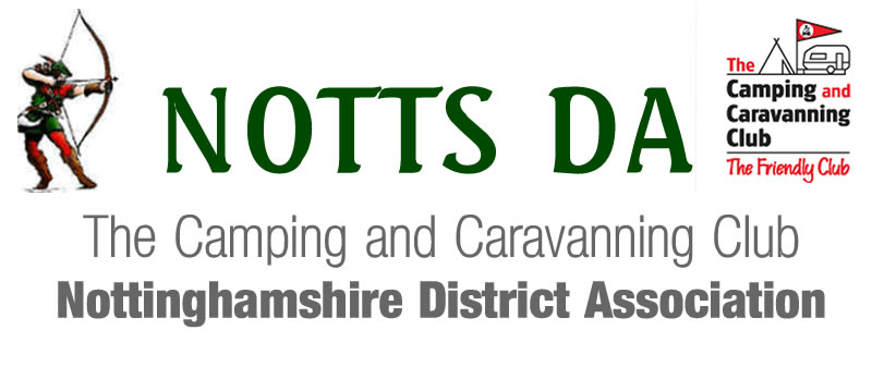 Notts DA, Camping and Caravanning Club Nottinghamshire District Association