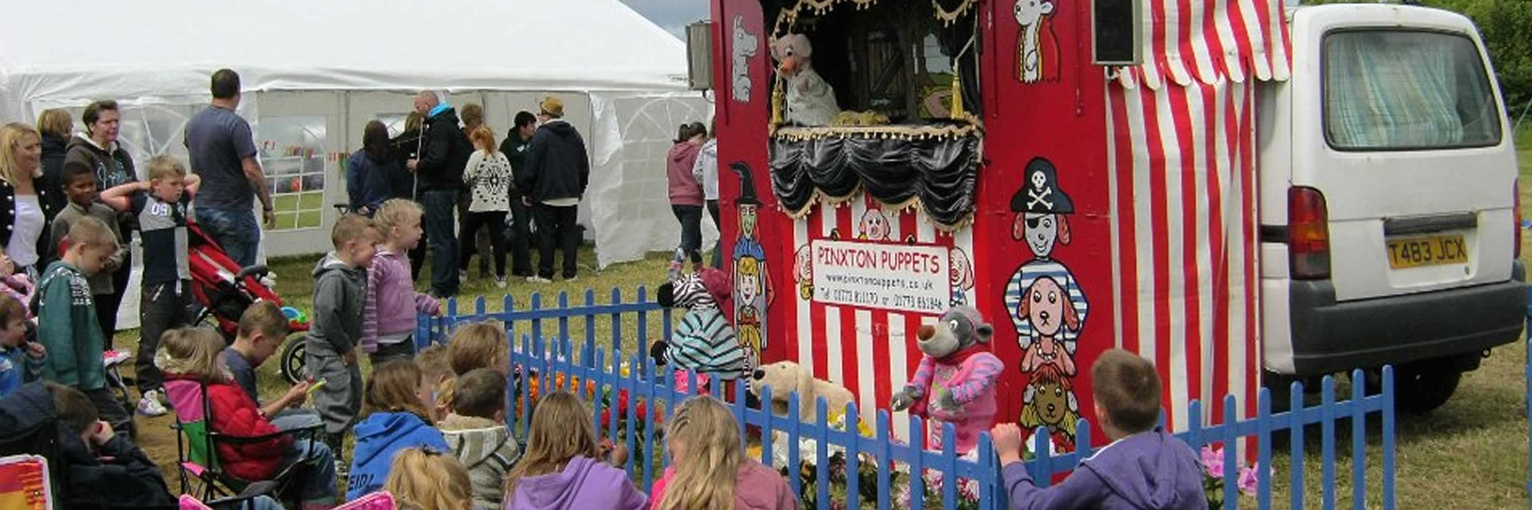 Notts DA childrens weekend, kids entertainment, family camping and caravanning club